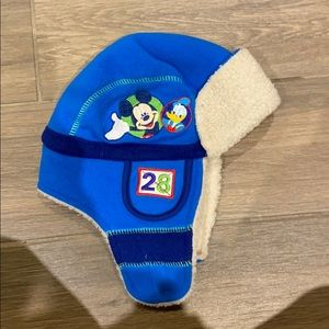 Disney winter hat for boys size XS-S